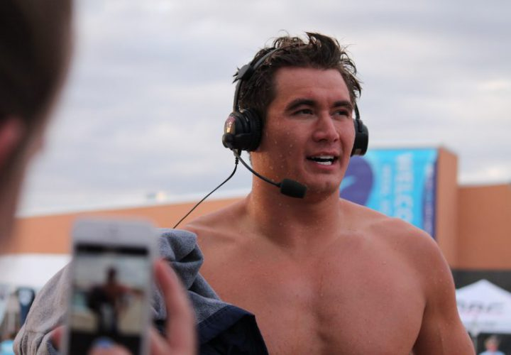 Nathan Adrian And Some Thoughts On Looks And Race And Speed