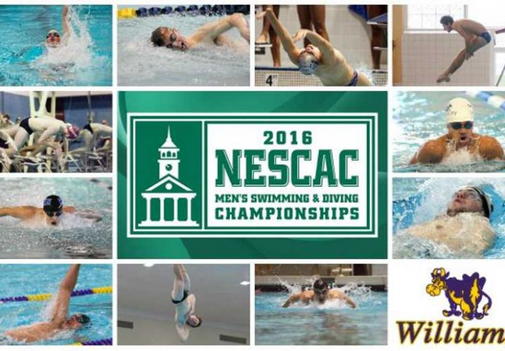 Williams Still in Lead After Day 2 at NESCACs