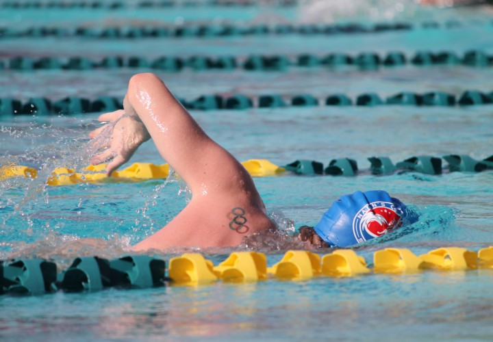 Josef Craig Draws DQ at IPC European Champs For Olympic Rings Tattoo