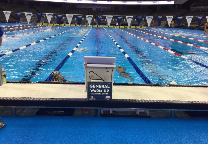 Erin Oeltjen Michael Andrew Highlight Day Two Of The 2016 Omaha Cup