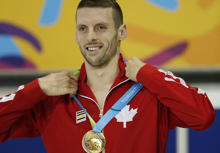 Ryan Cochrane Named Swimming Canada Male Swimmer of the Year