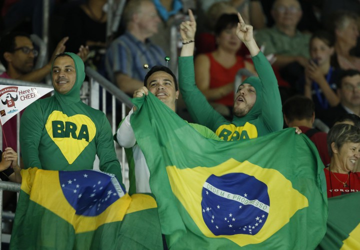 Controversial Scott Volkers Leaves Brazils Minas Tenis Club