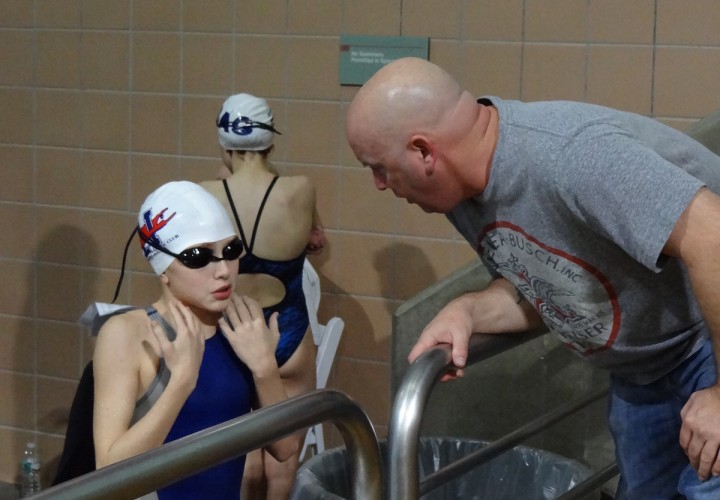 Competitive Swimming and Its Corresponding Commitment