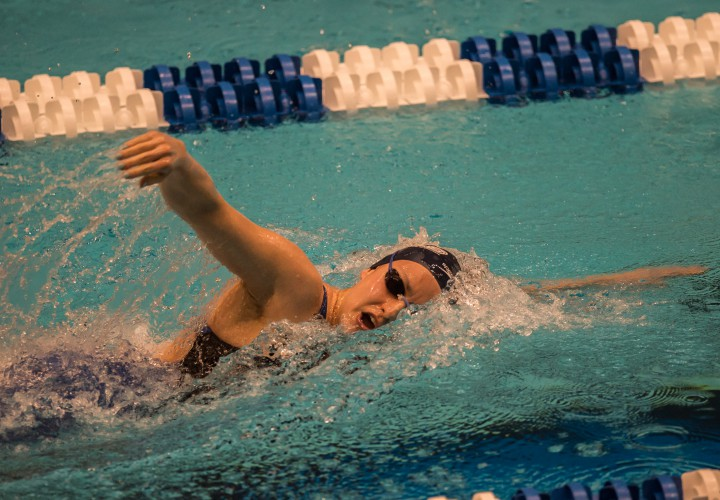 Queens Sets 2 More NCAA DII Records on Night 2 of Bluegrass Mountain Conference