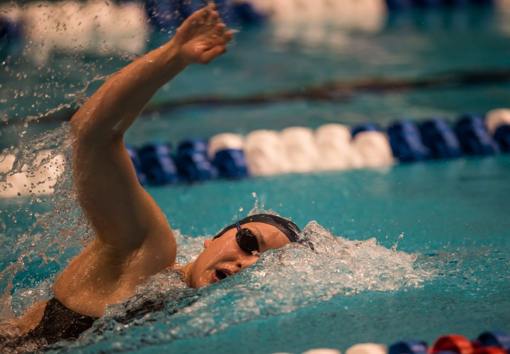 Patricia Castro Ortega Cranks Out Another NCAA D2 Record in 400 IM