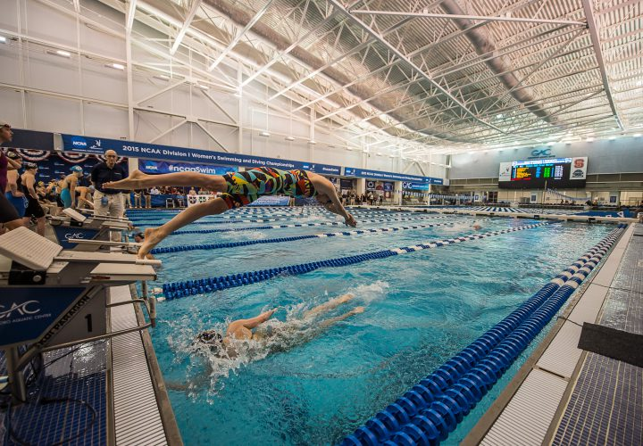 2016 Speedo Sectionals Greensboro Psych Sheet Preview