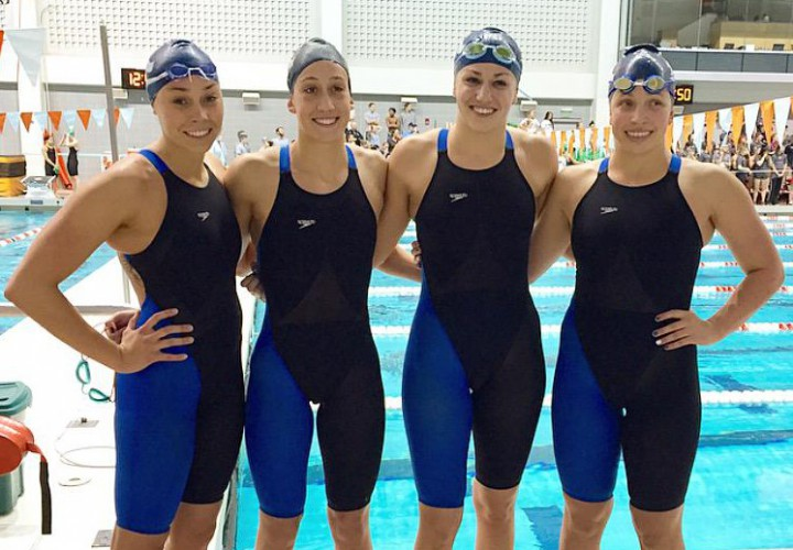Florida International Wins Both Relays to Start Conference USA