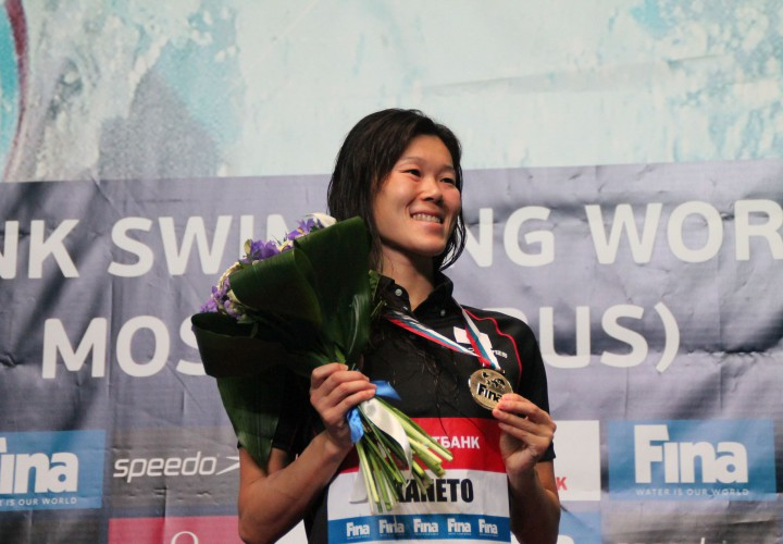 Rie Kaneto Kosuke Hagino Post New National Records At Japanese Nationals