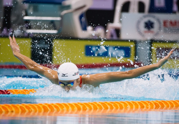 Rikako Ikee Earns Ticket To Rio At Day Two Of The Japanese Nationals