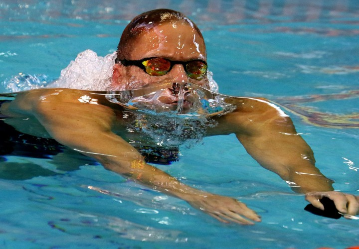 Brad Tandy Wins 50 Free in 2213 Roland Schoeman Misses 5th Olympic Games