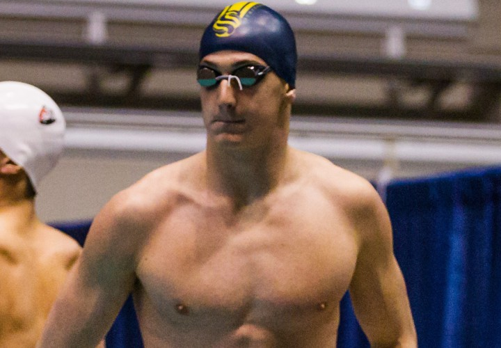 Ryan Hoffer Sets Up Potentially Special 100 Free at West Juniors