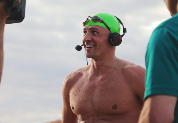 Press Conference Ryan Lochte Feels Like This is His First Olympics
