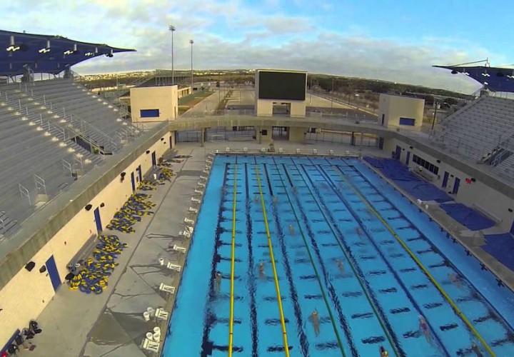 US Olympic Team Will Start Training Camp at Northside ISD Swim Center