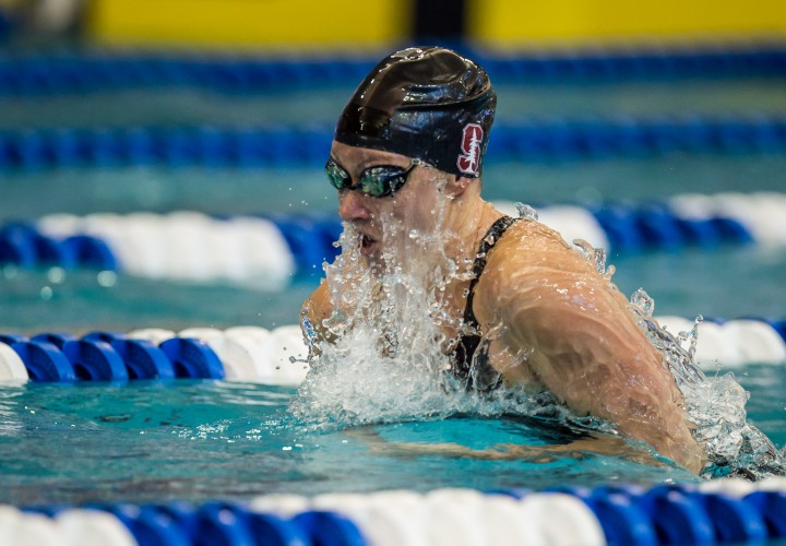 Stanford Wins 13th NCAA Title in 200 Medley Relay