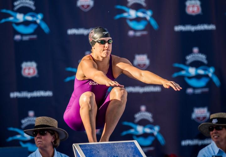 Video Interviews Top Qualifiers In 400 IM Discuss Prelims Swims