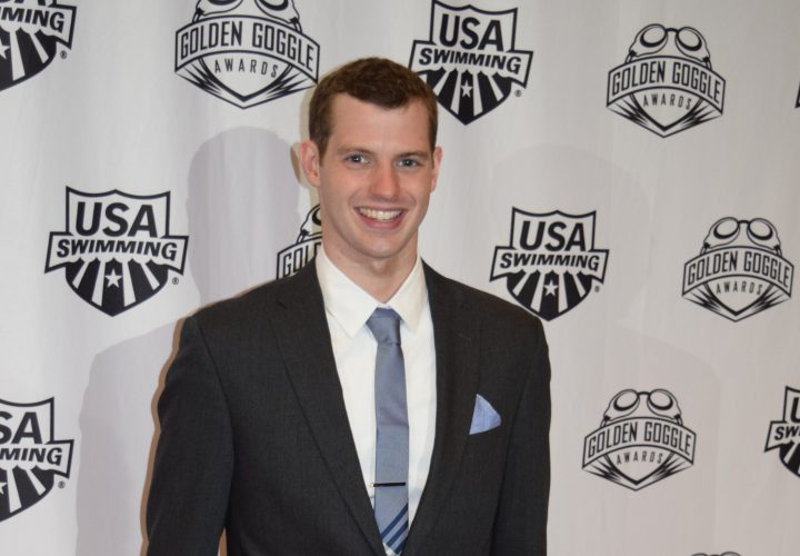 USA Swimming Introduces 2016 Olympic Team Sean Ryan