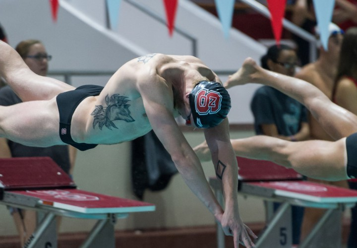 Bilis Fiala Break Records During Mens ACC Championship Prelims