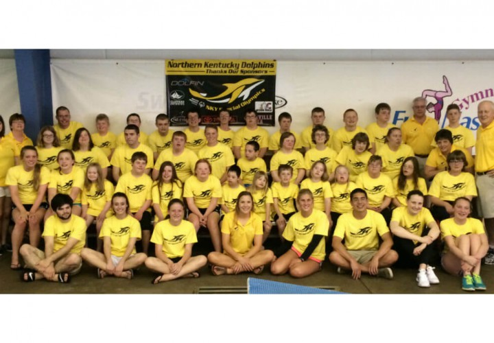 The Northern Kentucky Dolphins A Dolfin Team With A Special Mission