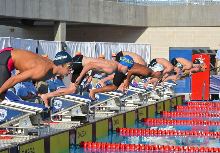 John Montesi Leads 3 Men To 100 Fly Trials Cut At Buffalo Sectionals