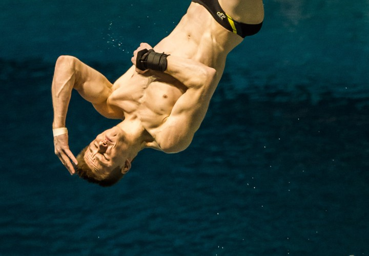 Kassidy Cook Abby Johnston David Boudia Steele Johnson Fill Final 4 USA Diving Spots
