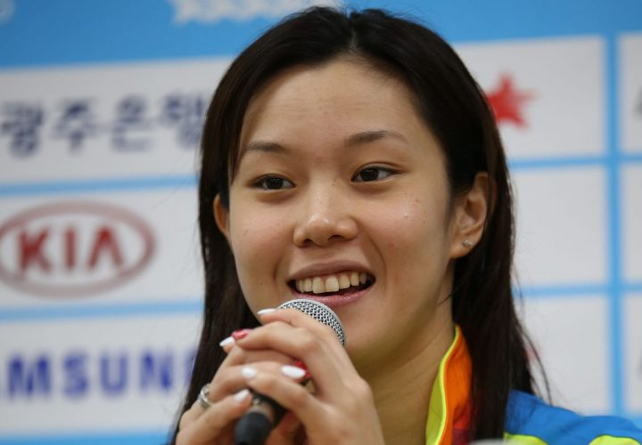 Stephanie Au Tops 100 Back on Day 3 of Malaysia Open