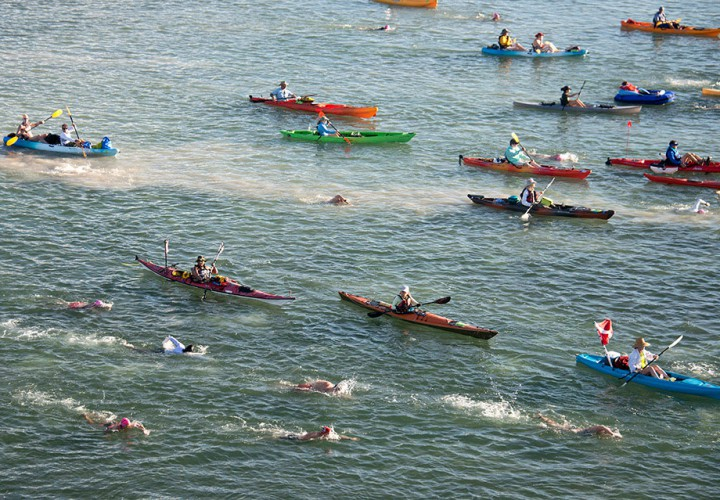 The 4th Annual Swim For Alligator Lighthouse