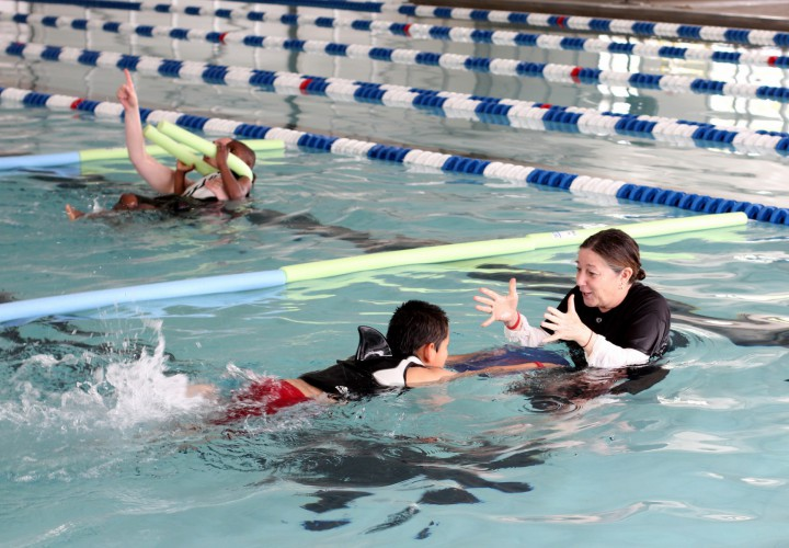 How Taking Swim Lessons Impacted My Life