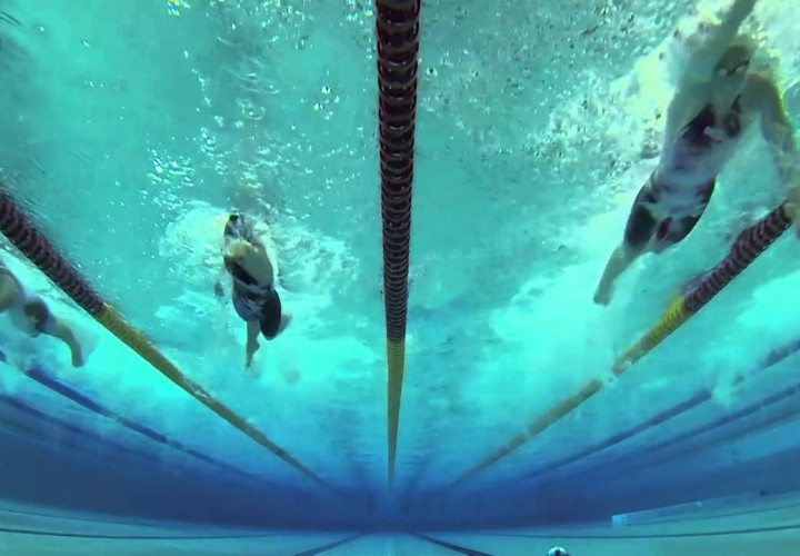 Daniel Cave Overturns Meet Records At Australia State Teams SC Champs