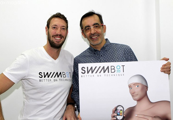 David Jamet An Interview With The Founder Of SWIMBOT