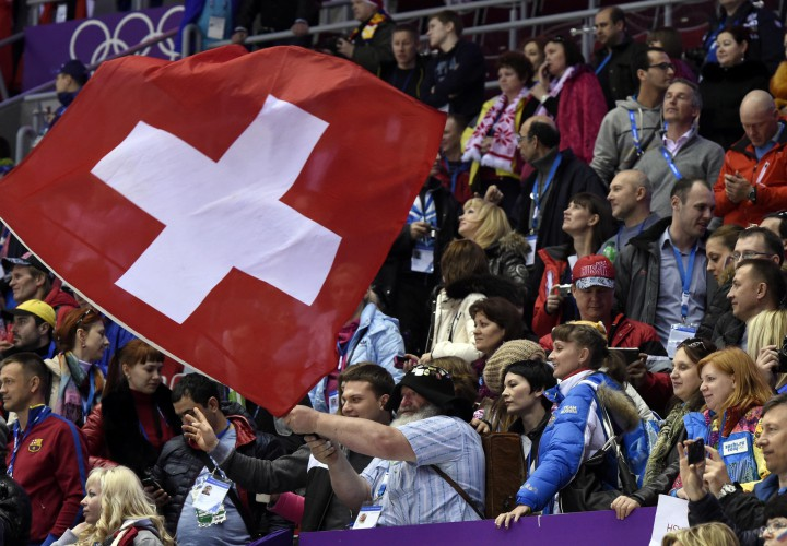 Ewen Cameron Bartolo Consolo Elected CoPresidents Of Swiss Swimming Federation