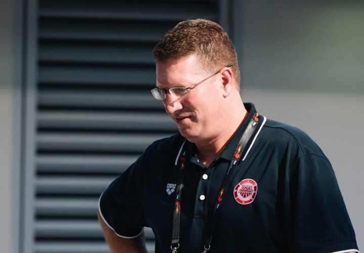 Tim OBrien USA Swimmings Developmental Coach of the Year Officially Banned for Life