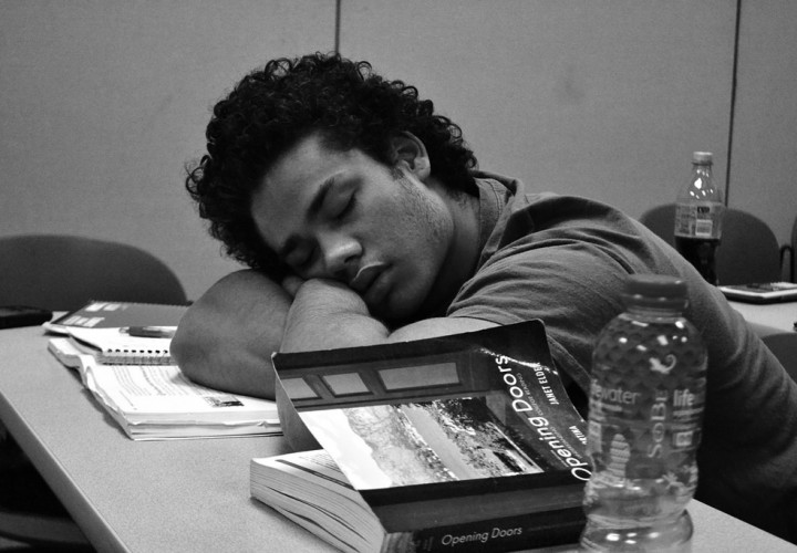 A Day in the Tired Life of A Collegiate StudentAthlete