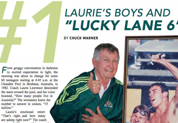 Swimming World Presents Top 9 Olympic Upsets 1 Lauries Boys and Lucky Lane 6