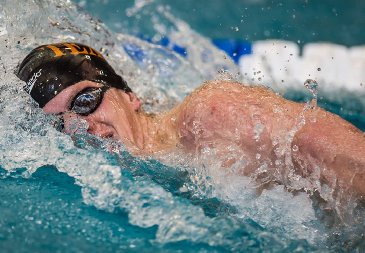 Performance of the Week Townley Haas 200 Freestyle