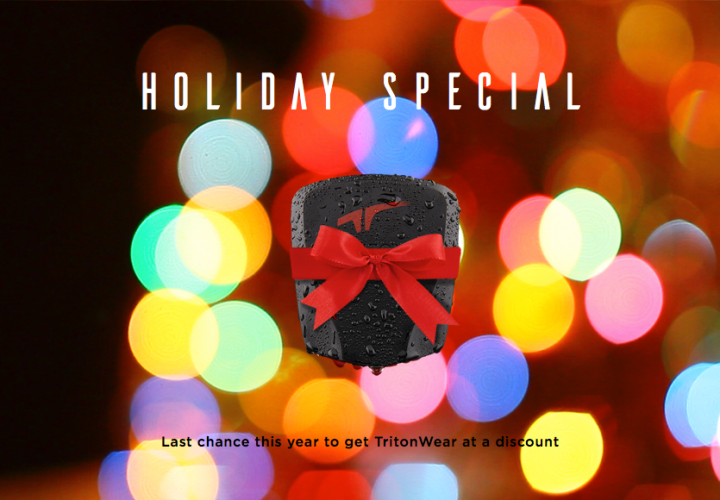 Special Holiday TritonWear Offer To Get The Most Out Of Your Training Camp This Season