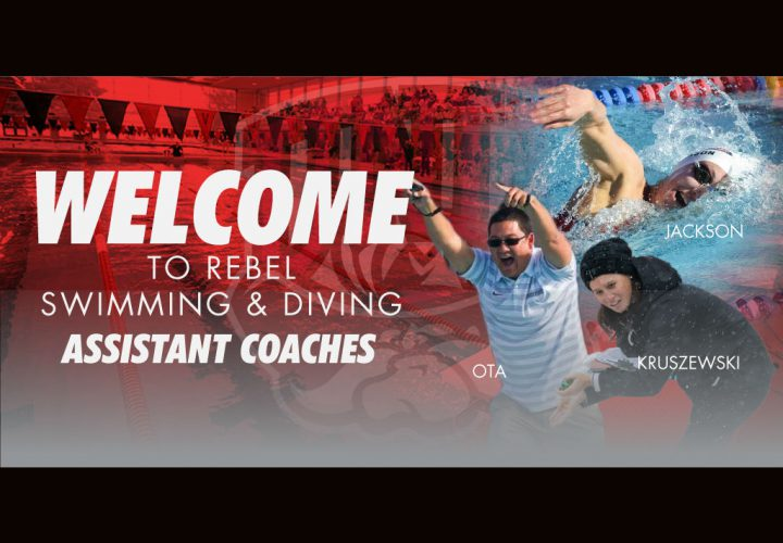 University of Las Vegas Swimming Diving Announces Three New Coaching Additions