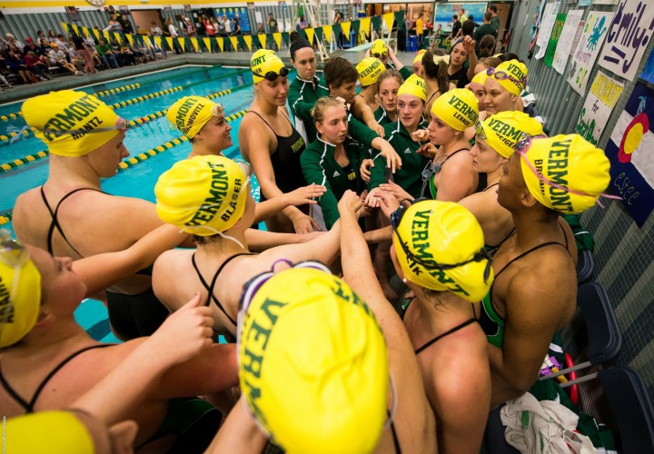 University of Vermont Names Trio of Captains for 20162017 Season