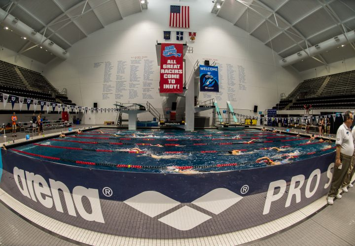 USA Swimming Reveals a Very Different Arena Pro Swim Series Line Up for 2017