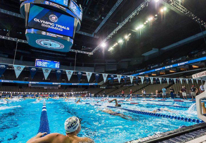 2016 USA Swimming Trials Day 4 Prelims Live Recap