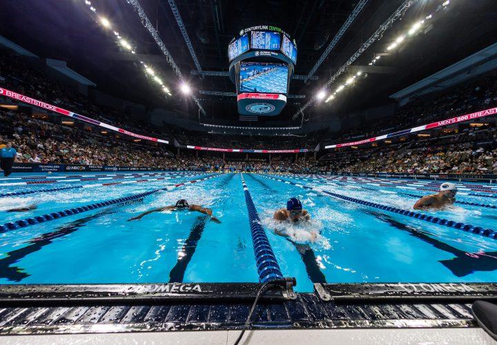2016 USA Swimming Trials Day 5 Prelims Live Recap