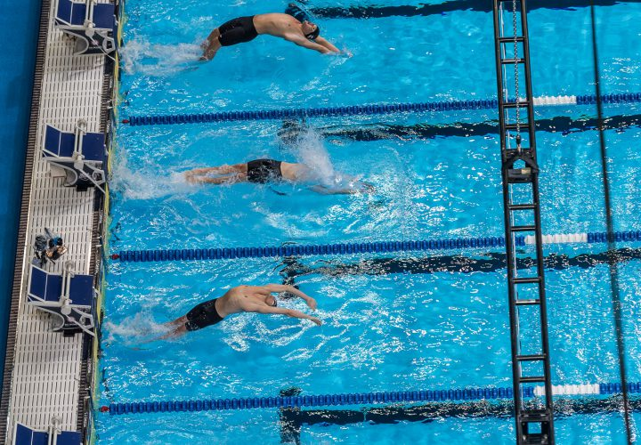 Matthew Klotz Lowers 200 Back Deaf World Record By Nearly a Second