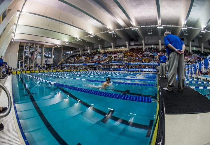145 Swimmers and Divers Named to CoSIDA Academic AllDistrict Teams