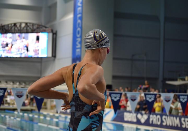 Video Interview Motherhood Puts Dana Vollmers Swimming In Perspective