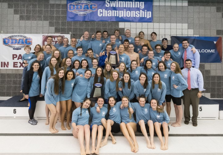 Washington and Lee Claim ODAC Crowns in Final Record Setting Night
