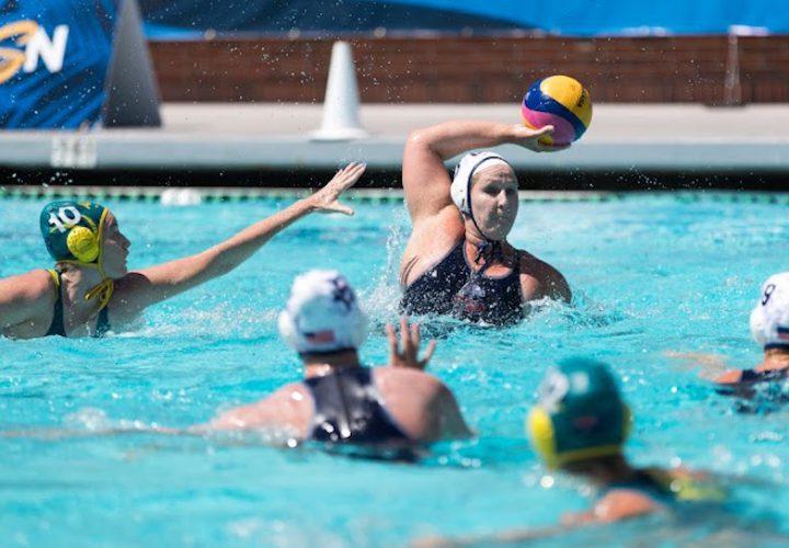 USA Women Advance to FINA World League Super Final Semis