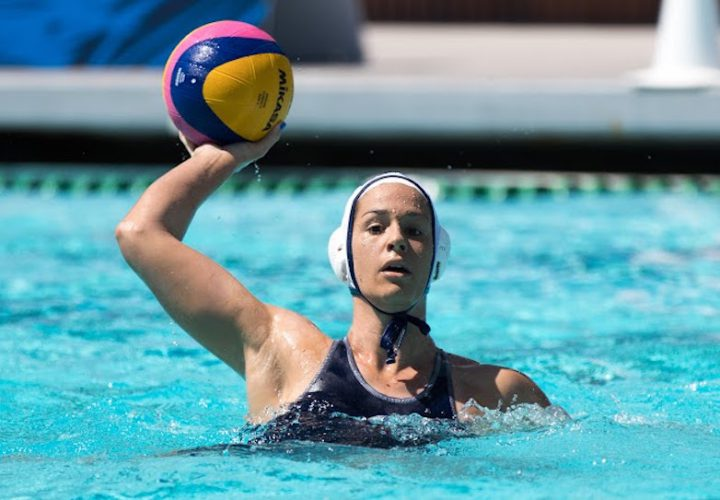 USA Womens Water Polo Sweeps Russia with 167 Victory