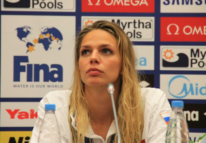 Yulia Efimova Says Shes Innocent Claims She Stopped Taking Drug Before Banned Date