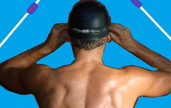 1 x 45min (1-2-1 swim lesson)